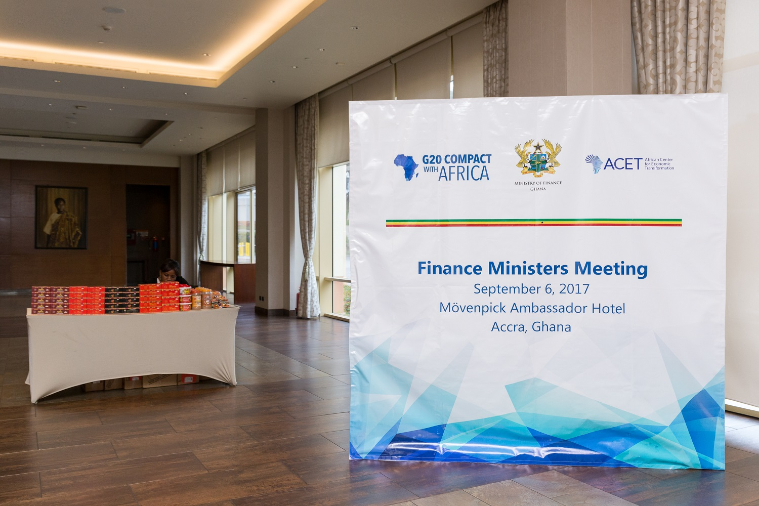Finance Ministers Meeting